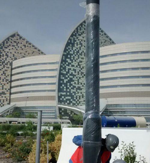 CCTV Pole (2)