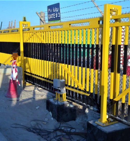 QAFAC Sliding Gate (1)