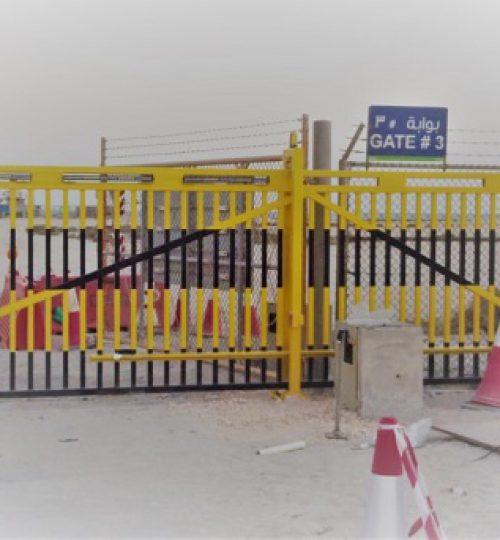QAFAC Sliding Gate (2)