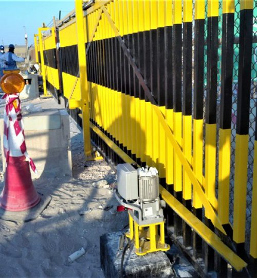 QAFAC Sliding Gate (4)